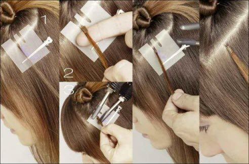 ваш тип и структуру волос.