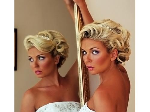 Укладка для средних волос в домашних условиях фото 846