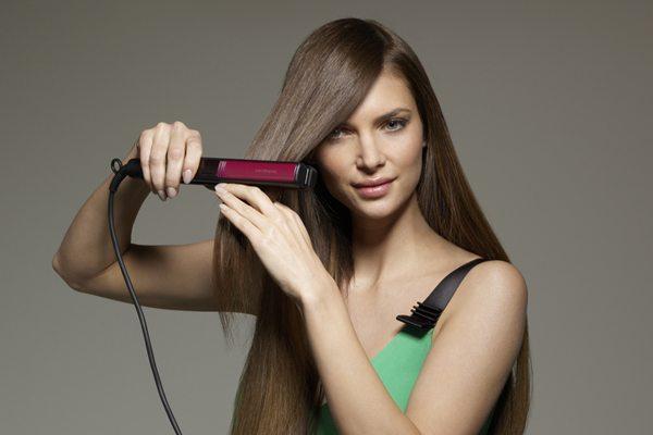 Как сделать чтобы волосы были прямыми все время