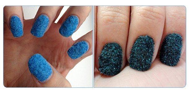 Напыление на ногти