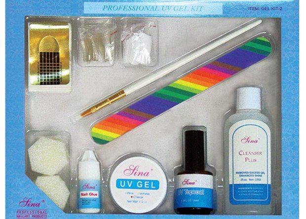 Какие материалы нужны для наращивания ногтей