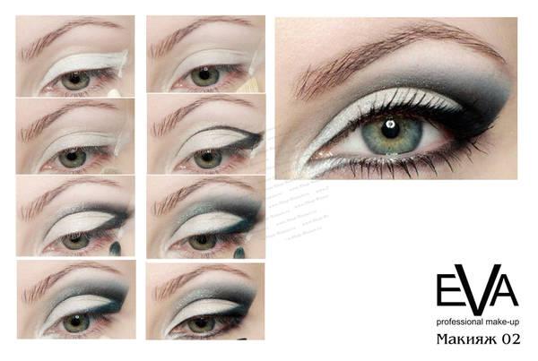 для снятия макияжа с глаз.
