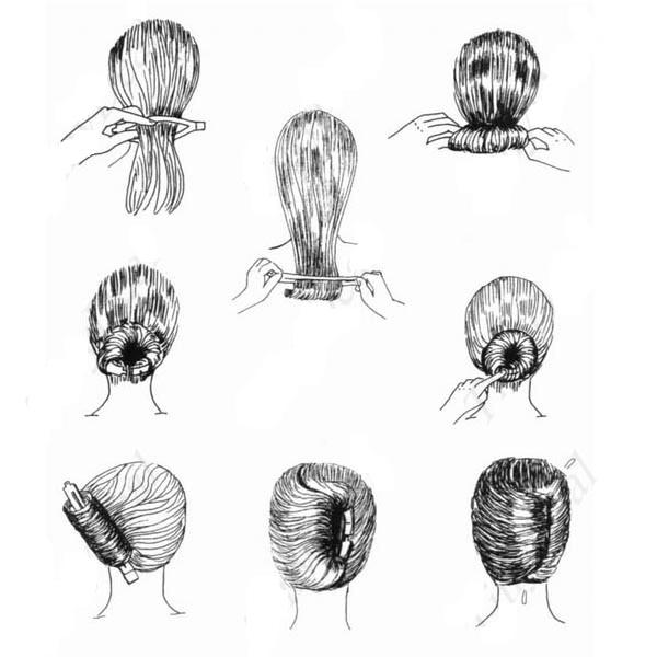 Как сделать заколки для волос своими руками