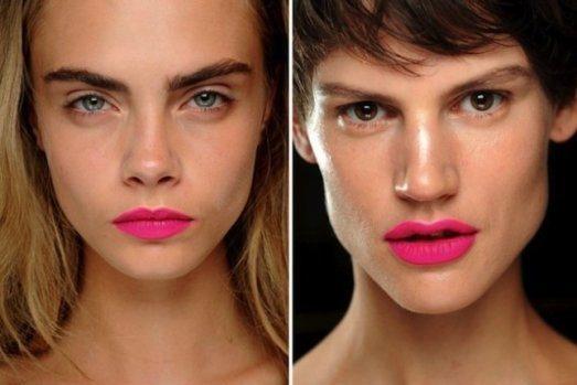 Какой макияж будет ярким