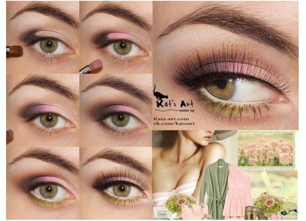 Make-up глаз