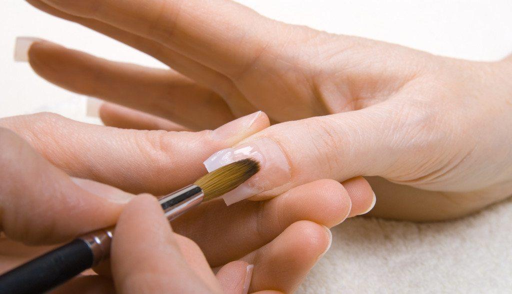 Мастер класс по наращиванию ногтей на типсах пошаговый
