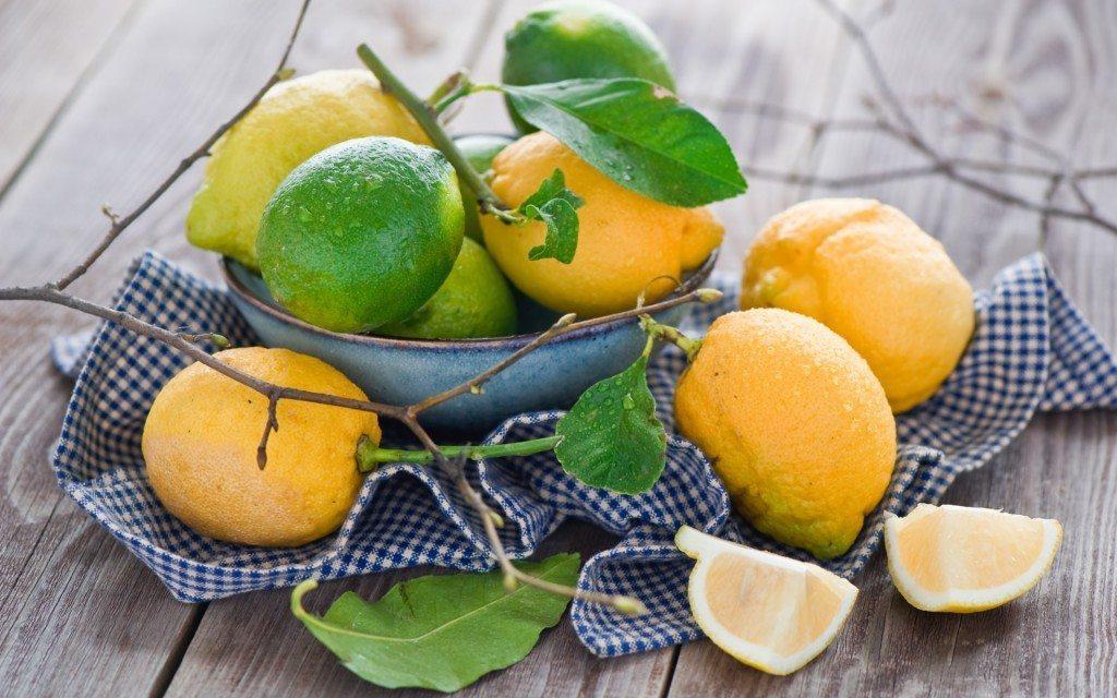 лимонная кислота сжигает жир