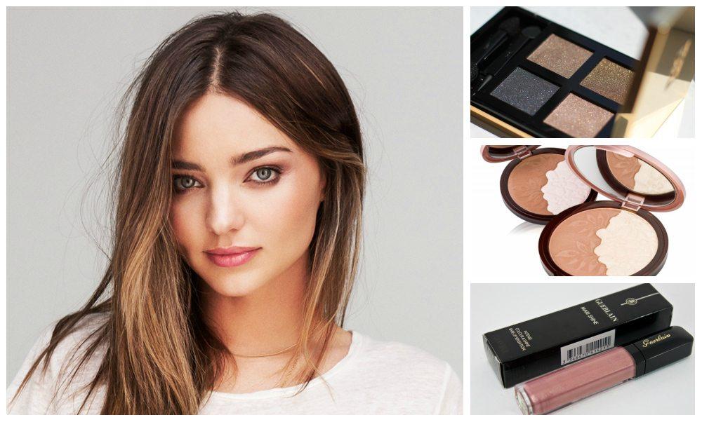 Miranda kerr makeup