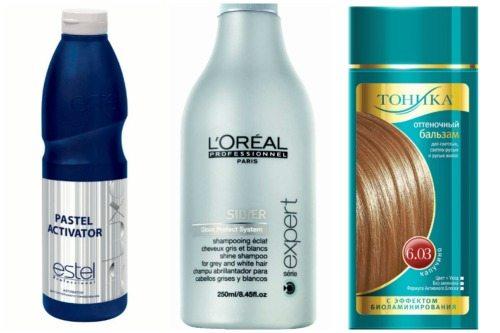 Если покрасить темные волосы светлой краской
