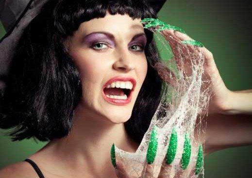 зеленая ведьма
