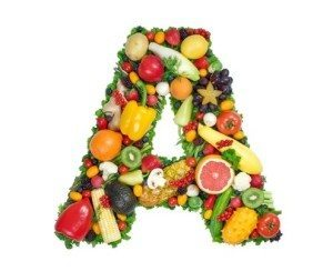 А  из фруктов