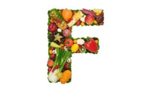 Ф из фруктов
