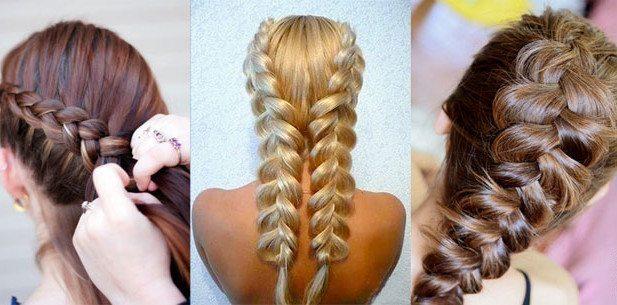 длинные косы