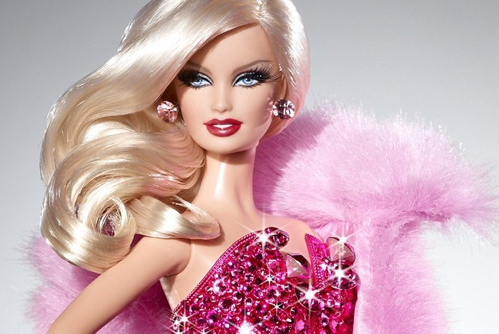 роскошная barbie