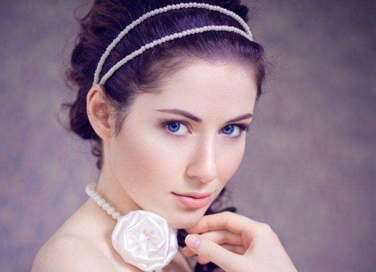 make- up nude для голубоглазых