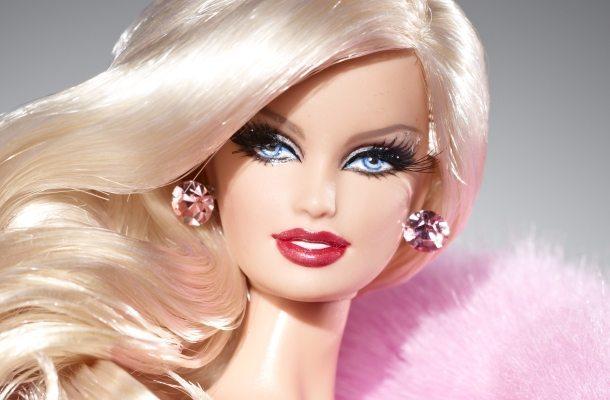барби блонд