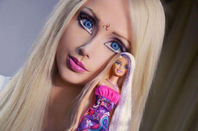 как стать похожей на Барби