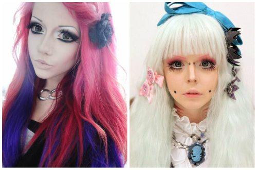 живые куклы аниме