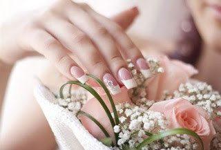 идеи ногтевого дизайна для невесты 1