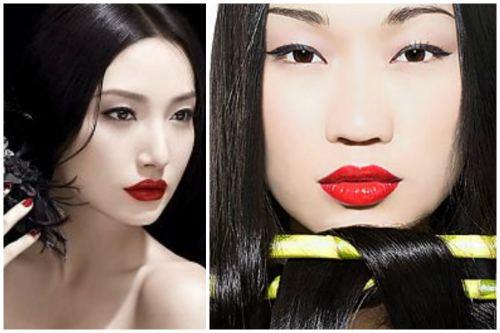 makeup японок