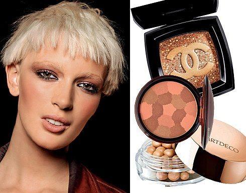 макияж весны 2014