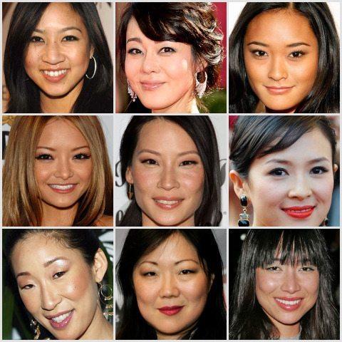 азиатские знаменитости