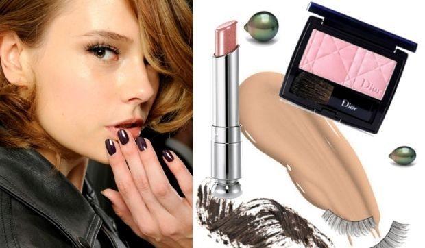 весенний макияж от диор 2014