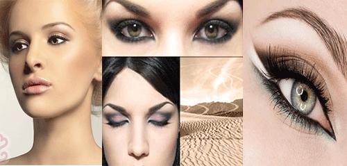 модный makeup