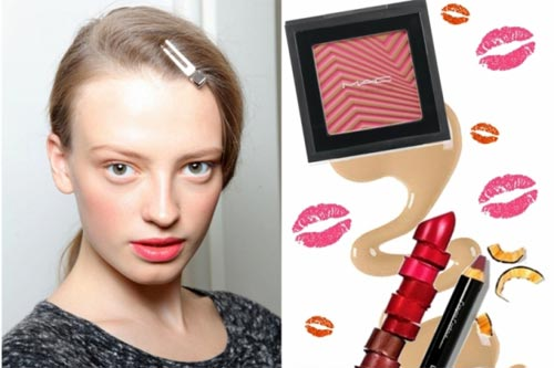 макияж весна 2014