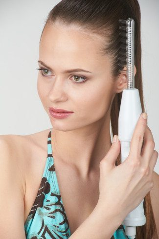 лечение волос аппаратом