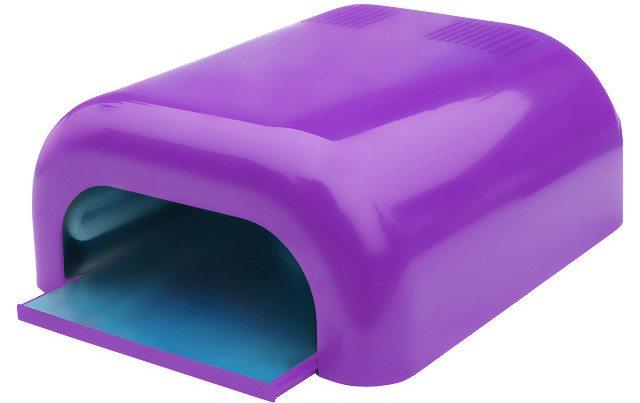 фиолетовая УФ лампа