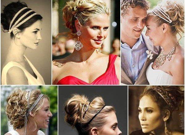 девушки с красиво подобранными волосами
