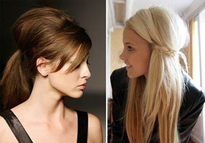 русоволосая девушка и блондинка