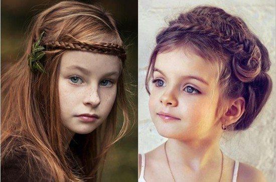 2 девочки