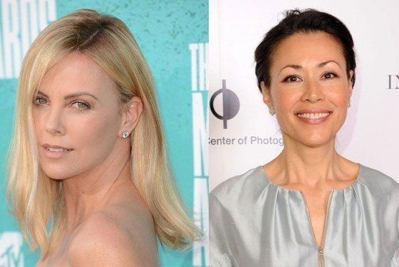старящий макияж двух голливудских див
