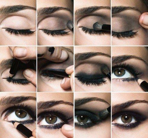 создание panda eyes