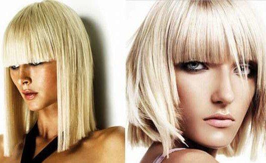 две роковые блондинки