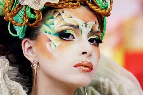 макияж как у феи