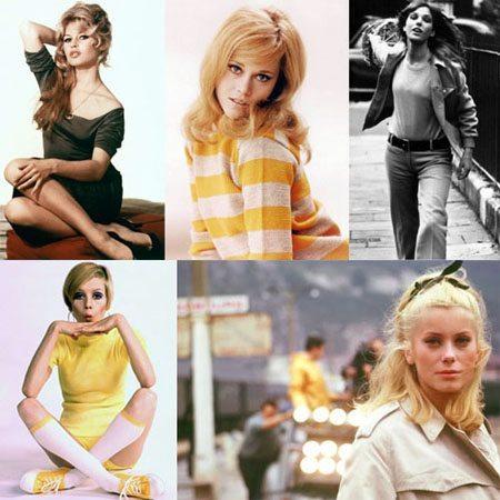 американские звезды 70- х годов