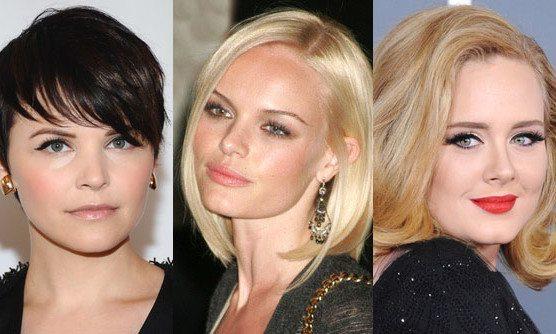 три голливудские знаменитости