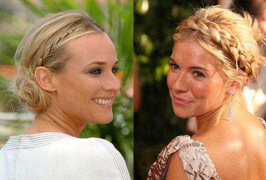 две блондинистые актрисы