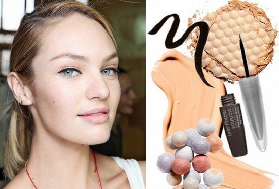 косметика для создания милого макияжа