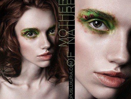 завораживающий Make up