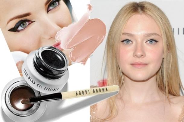 Дакота Фанинг Makeup
