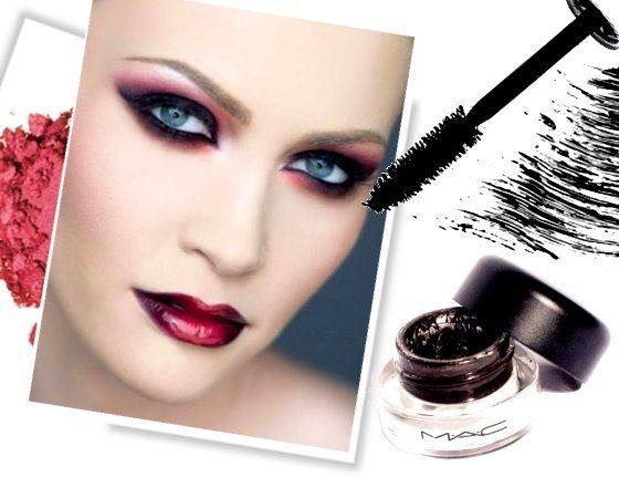 gothic make up ideas