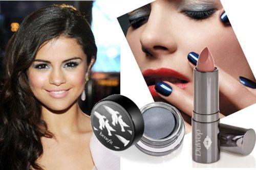 романтичный make up Selena Gomez