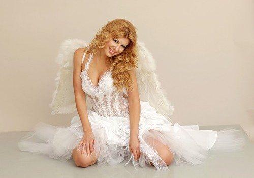локоны ангела