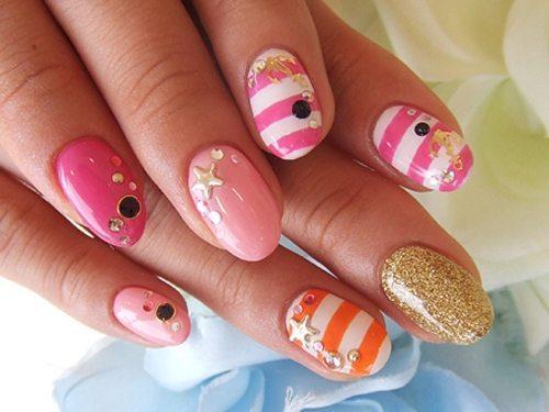 романтичный розовый дизайн