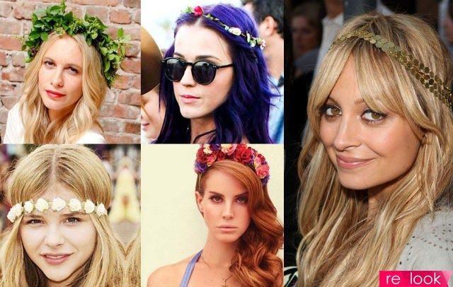 знаменитости с повязками на голове