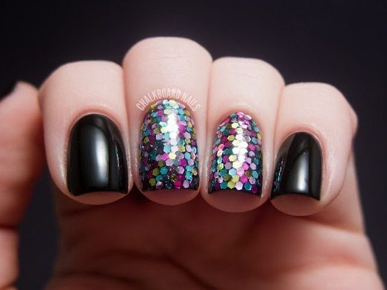 интересный nail art
